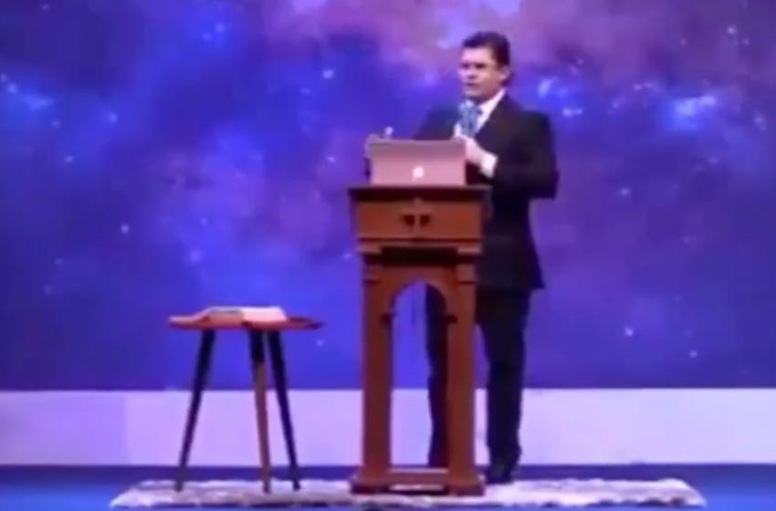 Pastor usa informações falsas em pregação sobre vacina contra Covid-19