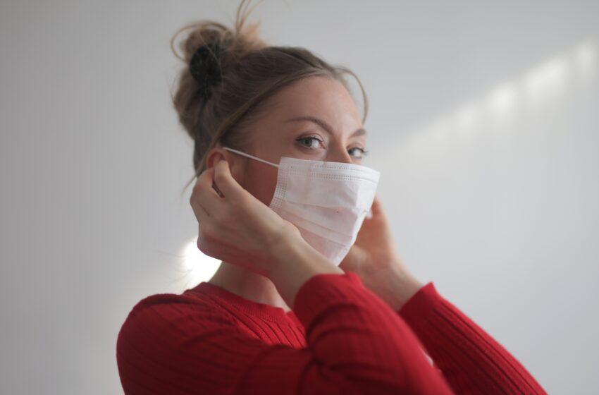 Uso de máscaras não afeta a contaminação por coronavírus?